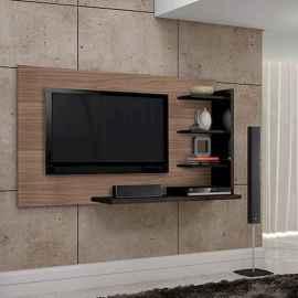 Bedroom tv wall ideas (47)