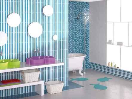 Best inspired kids bathroom ideas (41)