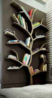 Cool home library design ideas (42)