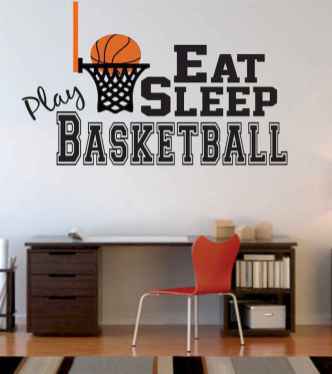 Cool sport bedroom ideas for boys (12)