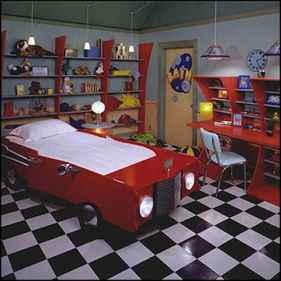 Cool sport bedroom ideas for boys (20)
