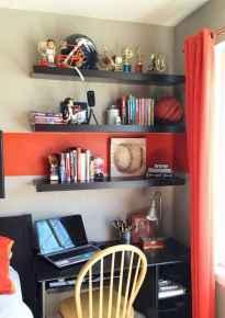 Cool sport bedroom ideas for boys (31)