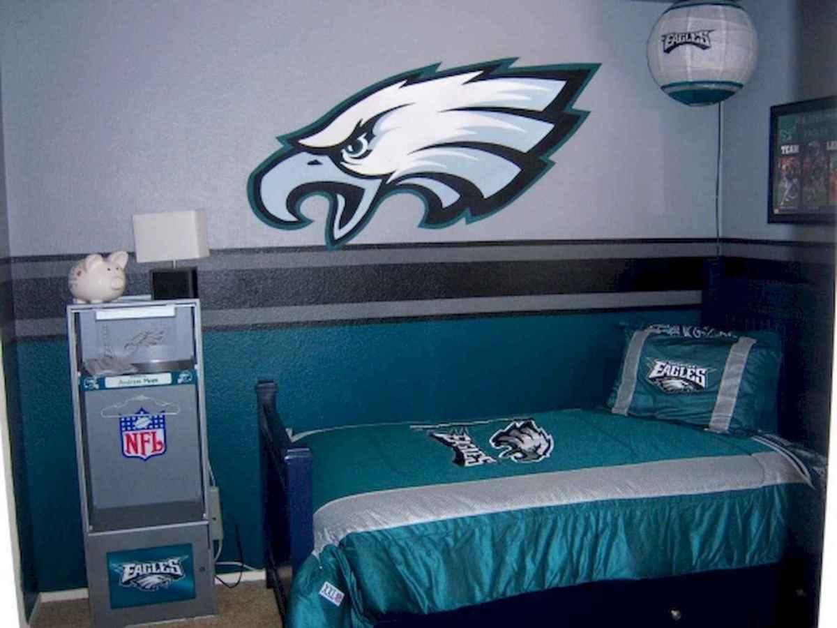 Cool sport bedroom ideas for boys (6)