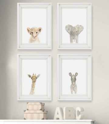 Cute decor baby nursery (34)