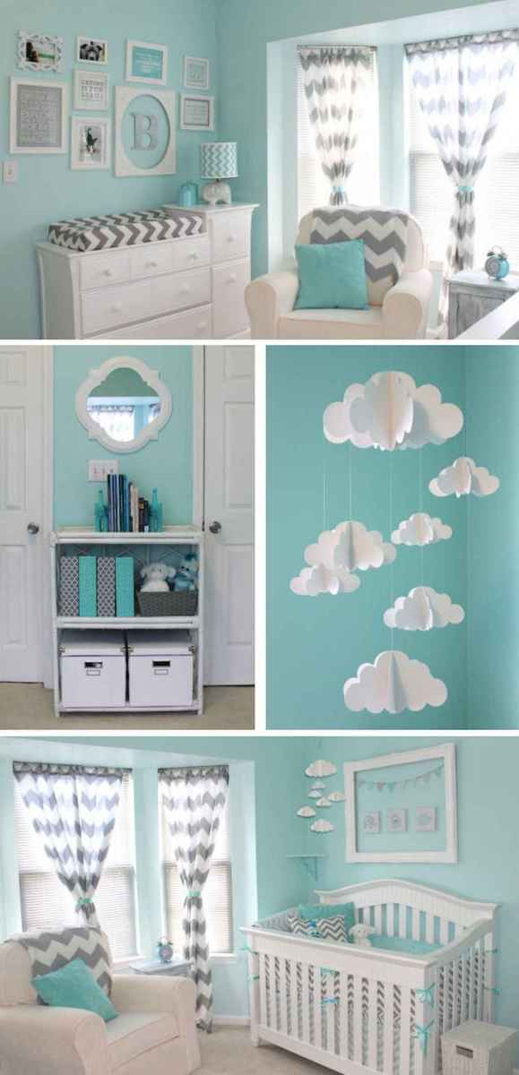Cute decor baby nursery (47)