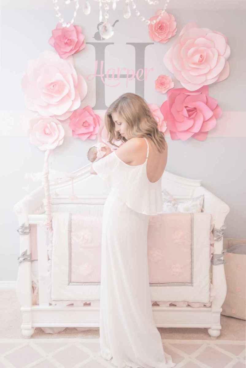 Cute decor baby nursery (48)