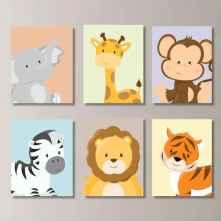 Cute decor baby nursery (7)