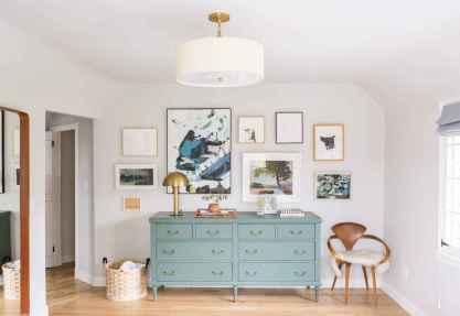 Gallery wall ideas bedroom (18)