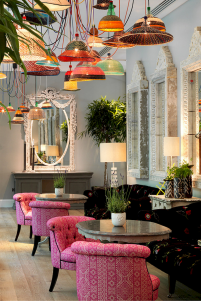 Get inspired by these 60 eclectic bar ideas (5)