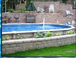 Ground pool ideas on a budget (44)