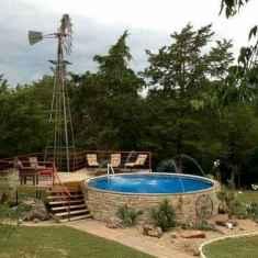 Ground pool ideas on a budget (50)