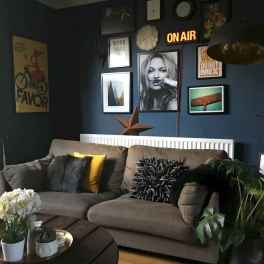 Inspired gallery wall living room (32)