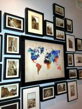 Inspired gallery wall living room (47)
