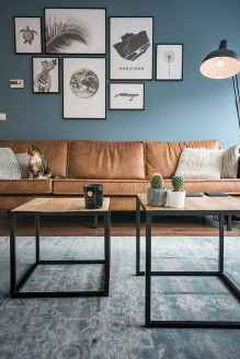 Inspired gallery wall living room (8)