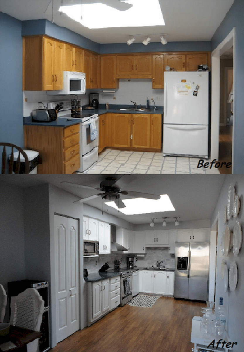 Inspired small kitchen remodel (47)
