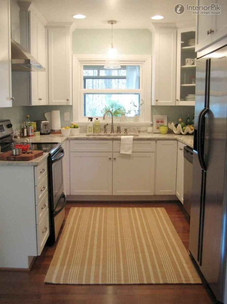 Inspired small kitchen remodel (50)