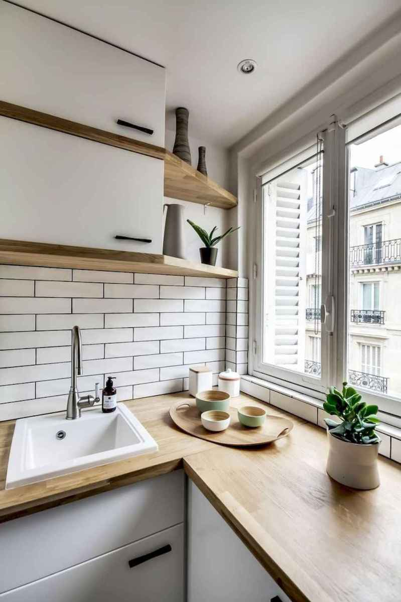 Simply apartment kitchen decorating ideas on a budget (10)