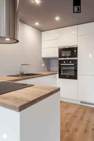 Simply apartment kitchen decorating ideas on a budget (26)