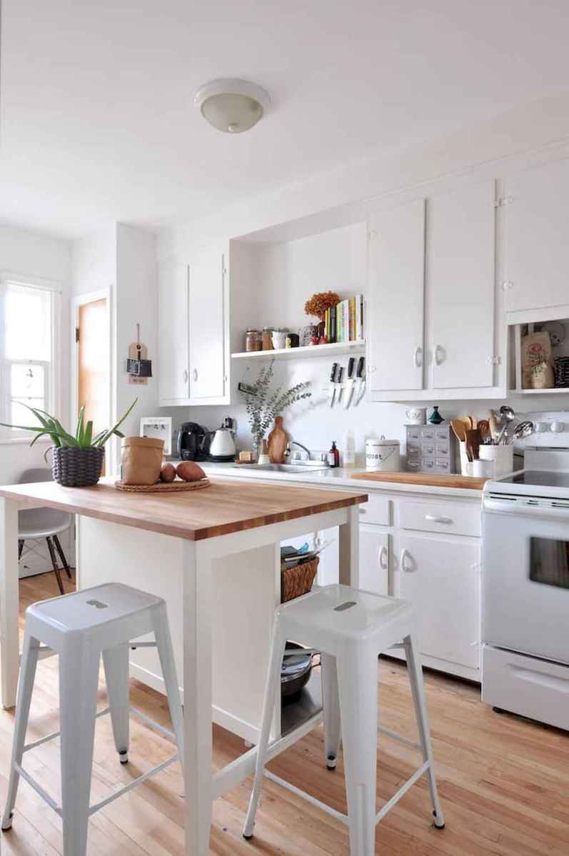 Simply apartment kitchen decorating ideas on a budget (35)