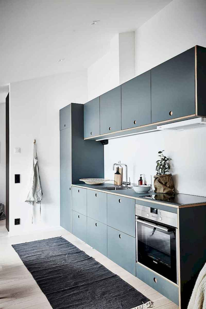 Simply apartment kitchen decorating ideas on a budget (38)