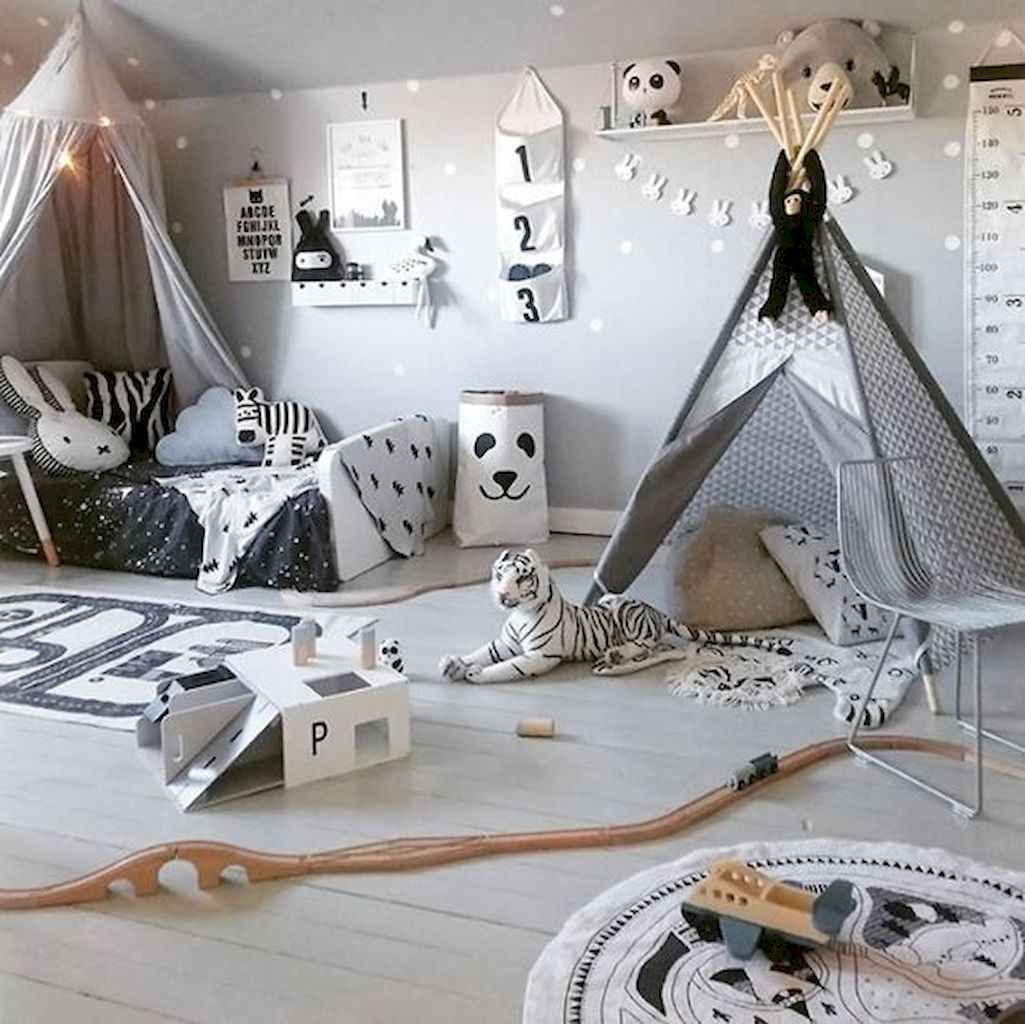 Simply ideas bedroom for kids (29)