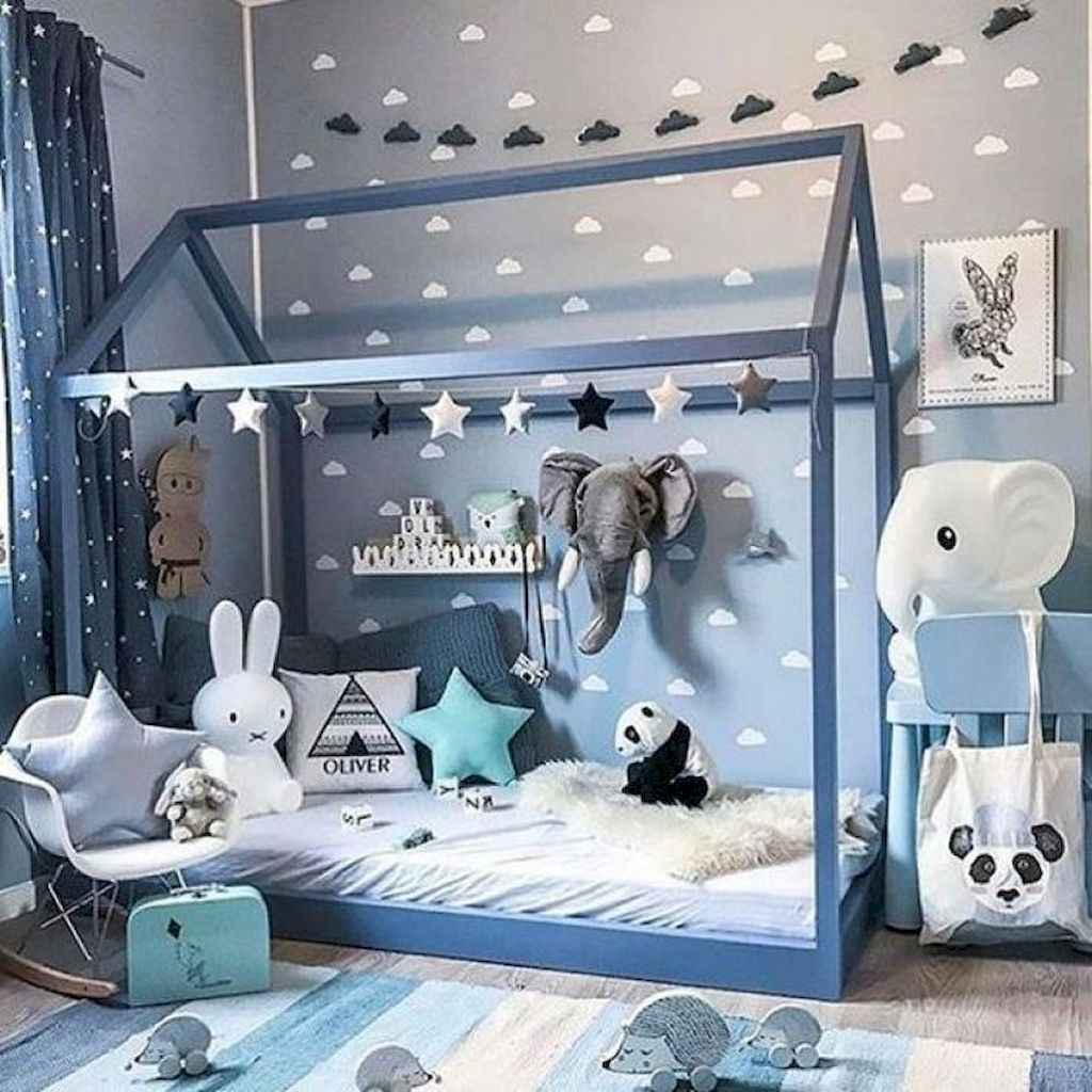 Simply ideas bedroom for kids (58)
