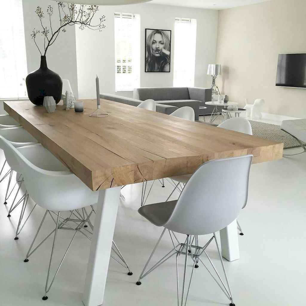Smart solution for your minimalist dining room (25)