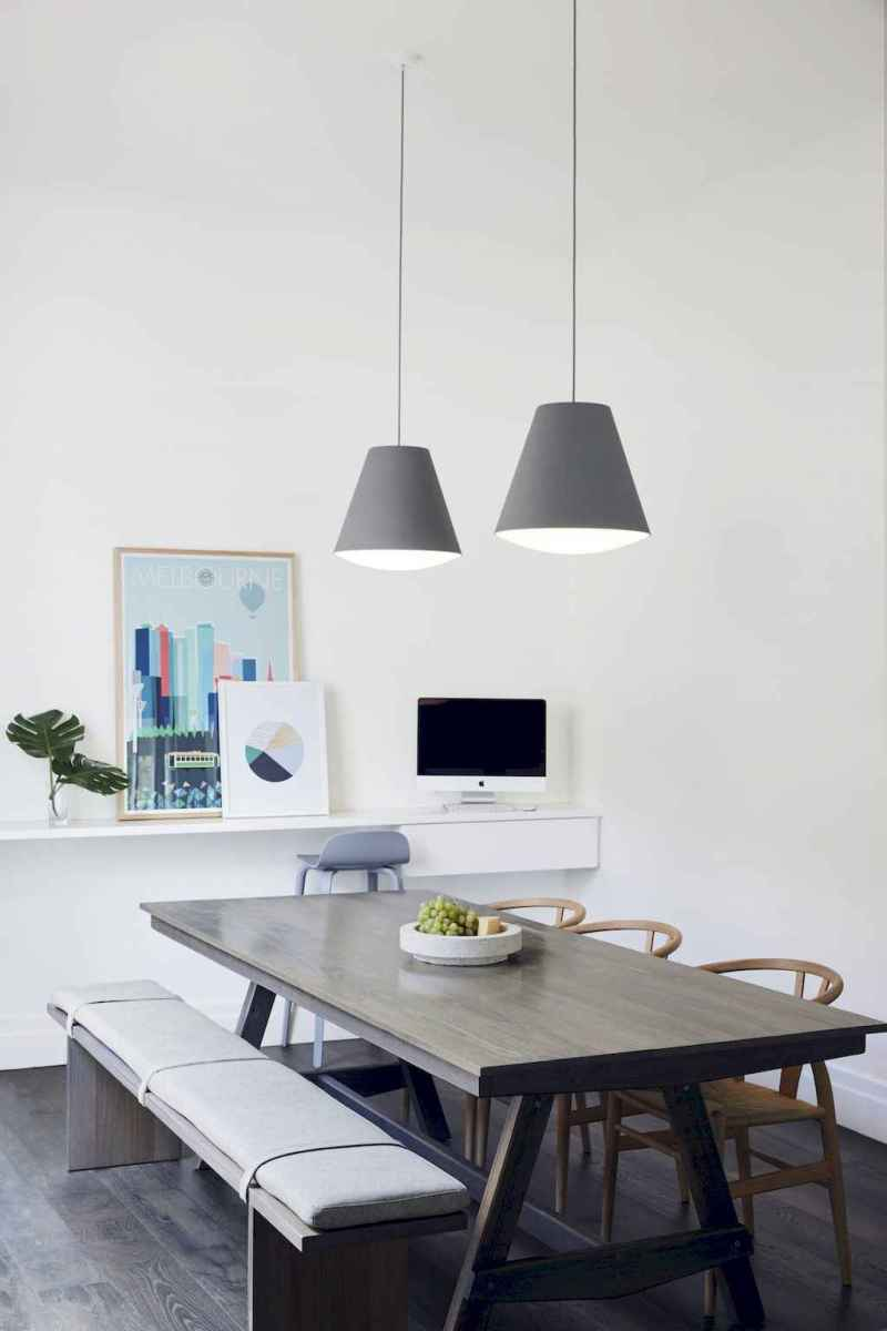 Smart solution for your minimalist dining room (36)