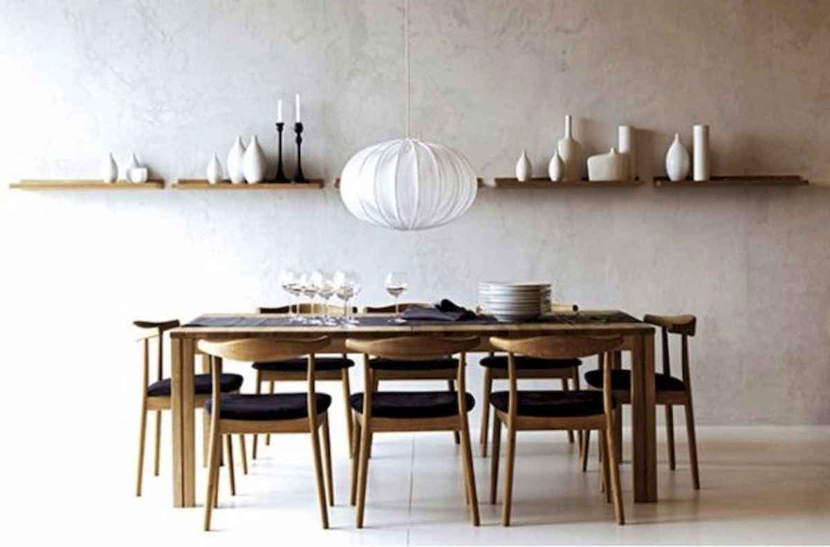 Smart solution for your minimalist dining room (40)
