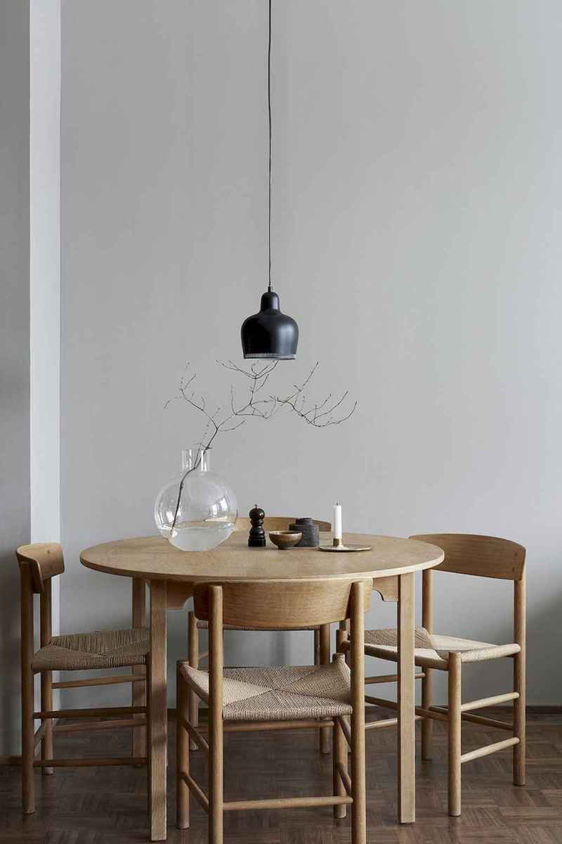 Smart solution for your minimalist dining room (50)
