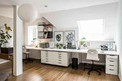 Smart solution for your workspace at home (25)