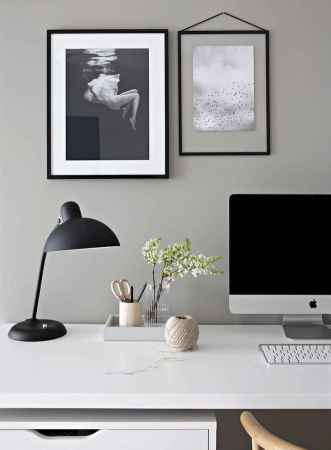 Smart solution for your workspace at home (37)