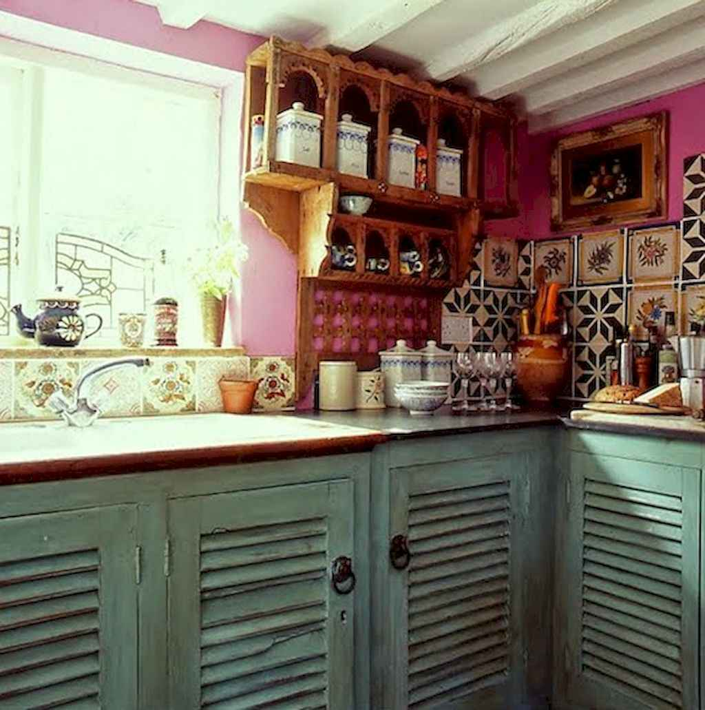 Top 60 eclectic kitchen ideas (22)