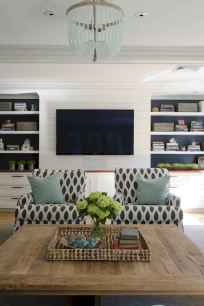 Unique tv wall living room ideas (12)