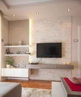 Unique tv wall living room ideas (3)