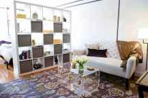 100 Awesome Apartment Studio Storage Ideas Organizing (115)