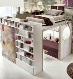 100 Awesome Apartment Studio Storage Ideas Organizing (22)