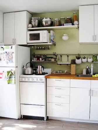 100 Awesome Apartment Studio Storage Ideas Organizing (28)