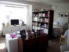 100 Awesome Apartment Studio Storage Ideas Organizing (30)