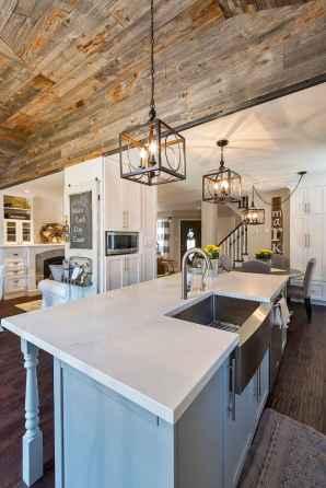 100 Rustic Farmhouse Lighting Ideas On A Budget (91)