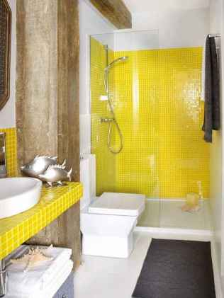 120 Colorfull Bathroom Remodel Ideas (105)