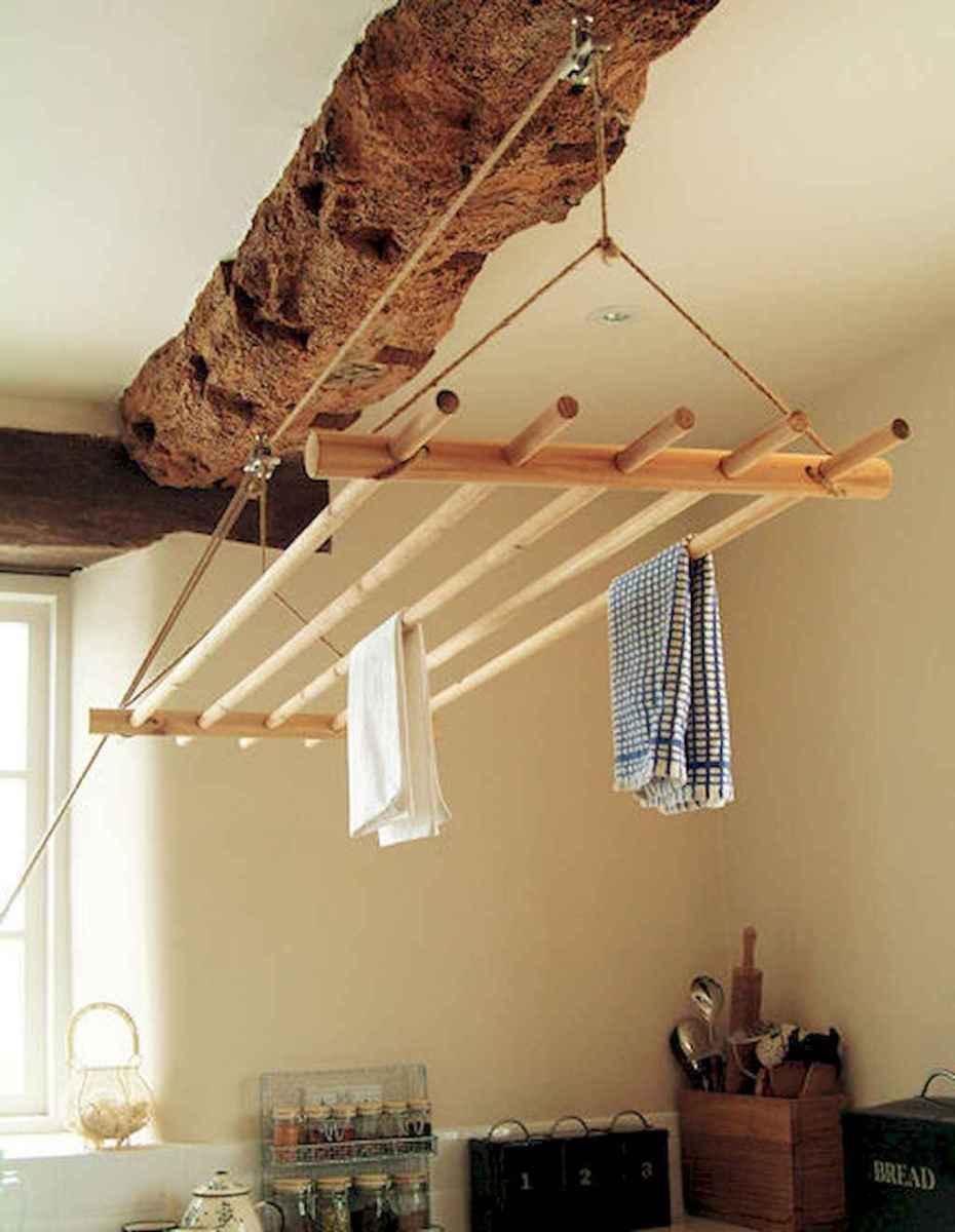 120 DIY Farmhouse Kitchen Rack Organization Ideas (10)