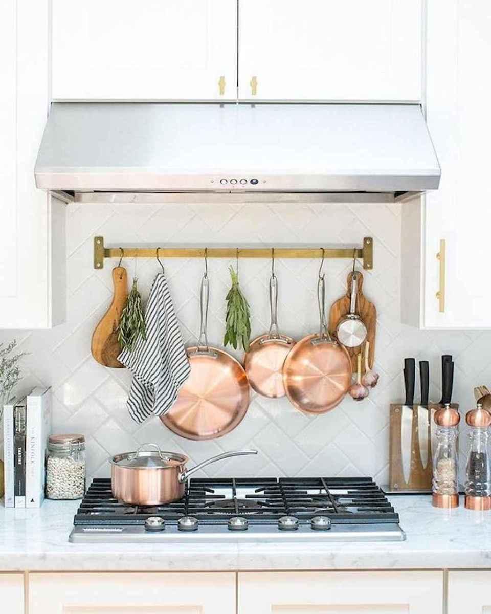 120 DIY Farmhouse Kitchen Rack Organization Ideas (100)
