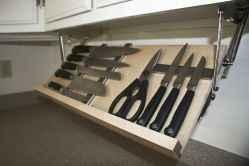 120 DIY Farmhouse Kitchen Rack Organization Ideas (106)