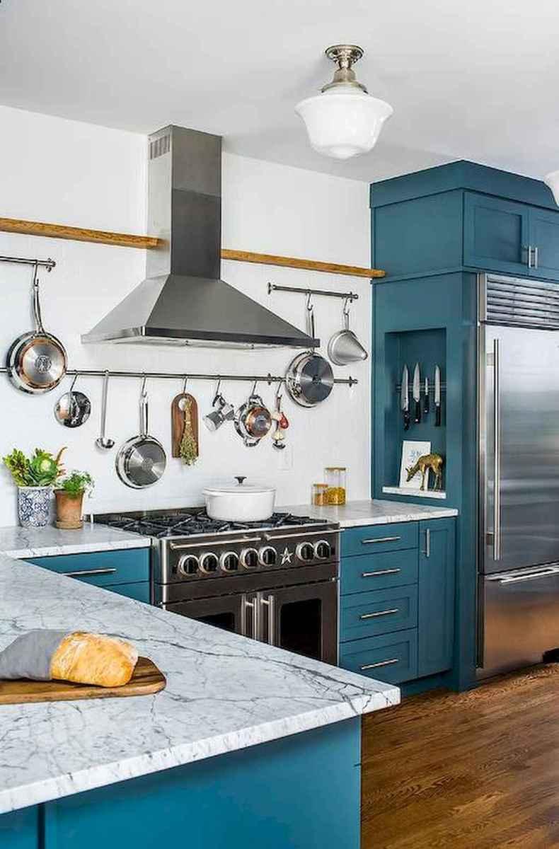 120 DIY Farmhouse Kitchen Rack Organization Ideas (117)