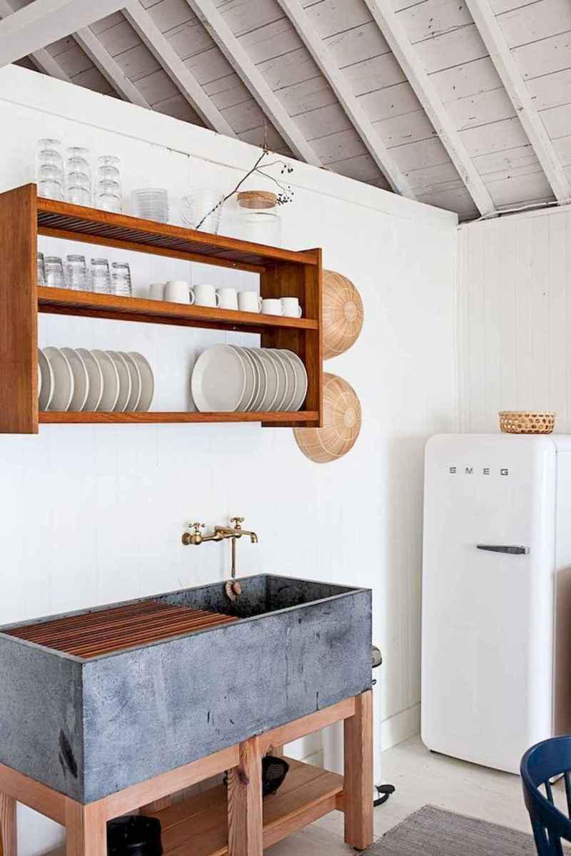 120 DIY Farmhouse Kitchen Rack Organization Ideas (32)