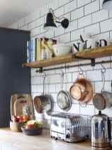 120 DIY Farmhouse Kitchen Rack Organization Ideas (34)