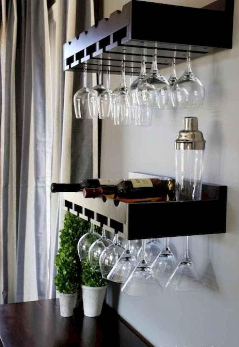 120 DIY Farmhouse Kitchen Rack Organization Ideas (43)