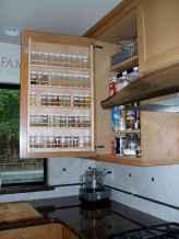 120 DIY Farmhouse Kitchen Rack Organization Ideas (8)
