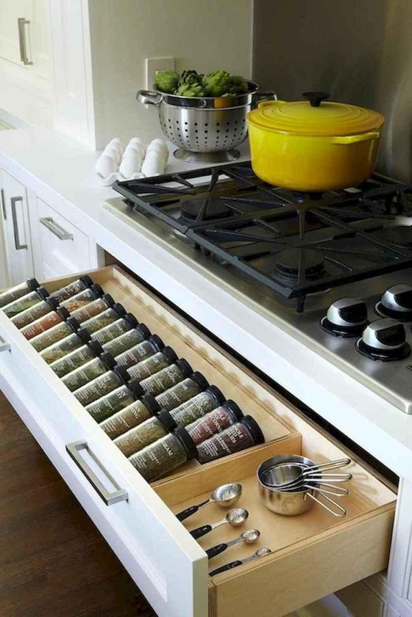 120 DIY Farmhouse Kitchen Rack Organization Ideas (93)